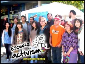 esculea activismo