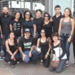 Parte del equipo La Revolución de la Cuchara Medellín